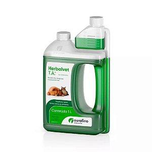 Herbalvet Desinfetante Ourofino T.A - 1 Litro