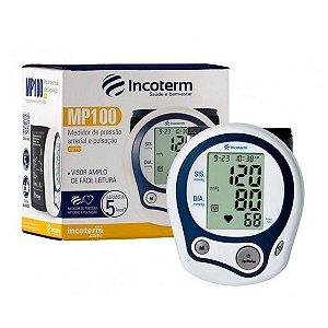 Aparelho De Pressão Arterial Pulso Digital Incoterm Mp100