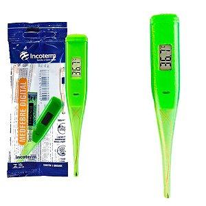 Termometro Clinico Incoterm Medfebre Digital Verde