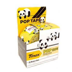 Bandagem Elástica Adesiva Tmax 5cm x 5m - Panda