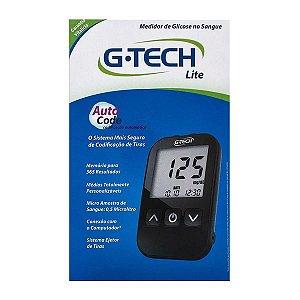Aparelho De Glicemia Glicose - G-tech Free Lite