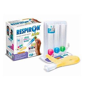 Respiron Kids Ncs Aparelho Para Fisioterapia Respiratória