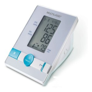Monitor De Pressão Digital Arterial De Braço Multilaser - HC076