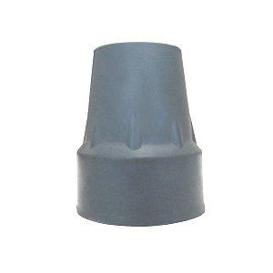 Ponteira Para Muleta Axilar 22 Mm Dellamed - 01 Unidade