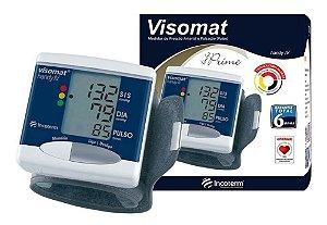 Medidor De Pressão Arterial Digital Incoterm Visomat Handy Iv