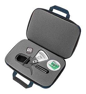 Adipometro Com Case Plicometro Clinico Compacto - Cescorf