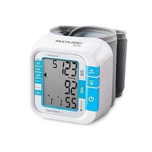Aparelho Medidor De Pressão Digital Pulso Hc204 Multilaser
