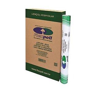 Papel Lençol Hospitalar 70X50 Eco Branco Flexpell 10 unid