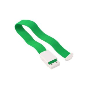 Garrote Para Procedimentos Adulto Enfermagem AK - Verde