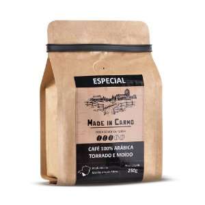 Café Especial Made in Carmo Moído 250g