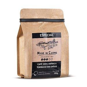 Café Especial Made in Carmo Grãos 250g