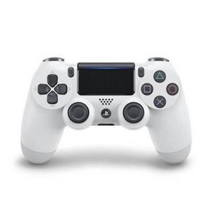 Controle Dualshock 4 branco Ps4