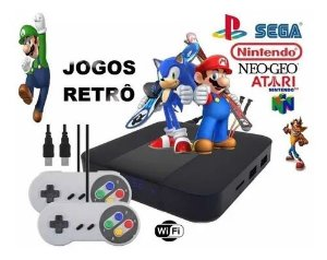 Vídeo Game Retro Multijogos Jogos