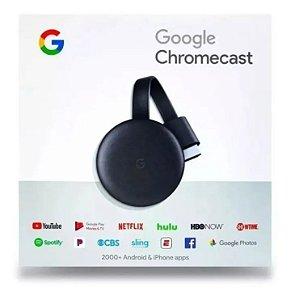 Chromecast 3 Edição