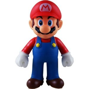 Boneco Super Mario Bros Figure Collection