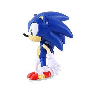 Boneco Sonic Grande Super Size - 23cm
