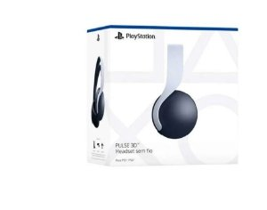 Headset Pulse 3d Playstation 5 Fone Ps5 Sony