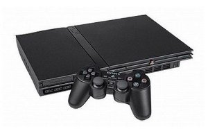 playstation 2 - semi novo