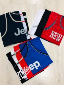 KIT REGATA JJM ADULTO PCT/10 PCS - P/M/G/GG