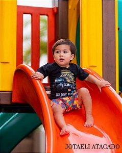 CONJUNTO SUMMER KIDS - 1 a 8 anos