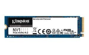 SSD KINGSTON 500GB NV1 M.2 2280 NVME PCIE 3.0 - SNVS/500G