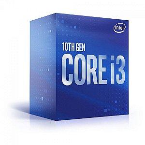 Processador Intel Core i3 10105 3.7GHz Cache 6MB LGA1200 10ª Ger. - BX8070110105