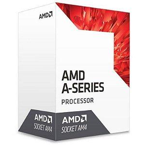 Processador AMD A12 9800 3.8GHz Cache 2Mb AM4 - AD9800AUABBOX