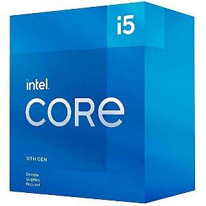 Processador Intel Core i5 11400 2.6GHz Cache 12Mb LGA1200 11ª Ger. - BX8070811400