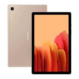 TABLET SAMSUNG GALAXY A7 64GB WI-FI 4G TELA 10.4 ANDROID OCTA-CORE 2.0GHZ - DOURADO