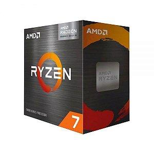 Processador AMD Ryzen 7 5700g 3.8GHz Cache 16Mb AM4 - 100100000263BOX