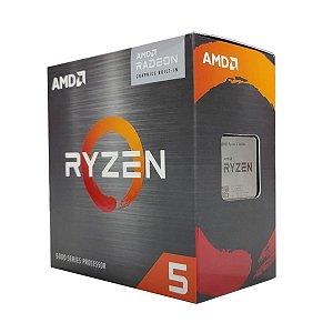 Processador AMD Ryzen 5 5600g 3.9GHz Cache 16Mb AM4 - 100100000252BOX