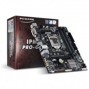 Placa Mae Pcware IPMB360 PRO Gaming Micro Atx Ddr4 LGA 1151