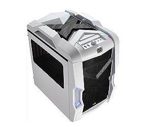 Gabinete Gamer Aerocool Strike-X Cube White U3H - EN52797