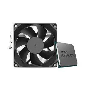 Processador AMD Athlon 320ge 3.5Ghz Cache 4mb AM4 - YD32GEC6FHMPK