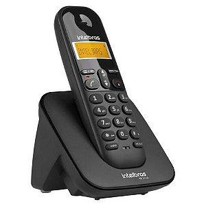 Telefone Sem Fio Intelbras TS3110 Preto - 4123110