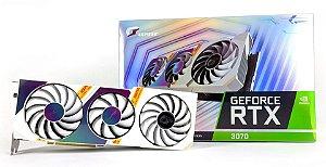 Placa de Video iGame GeForce RTX 3070 Ti Ultra W OC 8G-V(G-I3070 TI ULWOC 8GV)