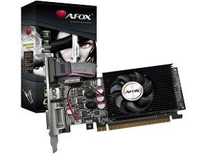 Placa de Vídeo Afox GT210 1gb Ddr2 - AF210-1024D3L8