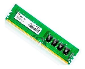 MEMÓRIA DESKTOP 4GB ADATA - AM2P26KC4U1-BBOS - DDR4 2666 (19) 4GX4 U-DIMM 1.2V