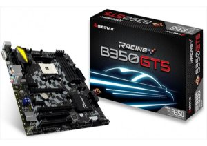 Placa Mãe Biostar B350GT5, Chipset B350, AMD AM4, ATX, DDR4