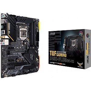 Placa Mae Asus Tuf Gaming Z490-Plus Micro Atx Ddr4 LGA 1200