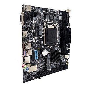 PLACA MAE BMBH110-M BULK DDR3 1151P BLUECASE - 16GB / VGA / HDMI