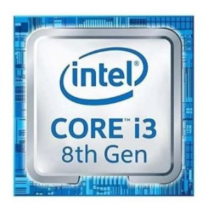 Processador Intel OEM Core i3-8100 c/Cooler 3.6GHz 6Mb LGA1151 65W Tray