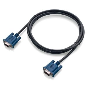 CABO VGA P/ MONITOR HD15M X HD15M 1,5M PTO MACHO/FEMEA (CST 260)