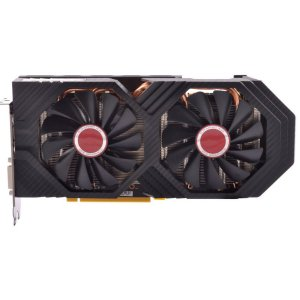 PLACA DE VIDEO AMD RX 580 8GB OC+ GTS XXX EDITION DDR5 1386MHZ XFX RX-580P8DFD6