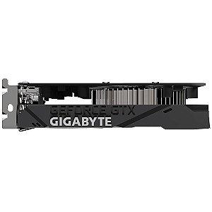 PLACA DE VIDEO GIGABYTE GEFORCE GTX 1650 D6 4GB128BITS GDDR6 HDMI+1DP+DVID GVN1656OC4GD