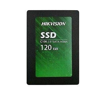 SSD HIKVISION 120GB 2,5 SATA 3 HSSSDC100120G
