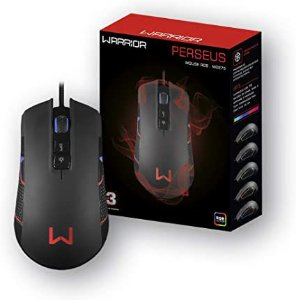 WARRIOR PERSEUS MOUSE GAMER RGB 4000DPI