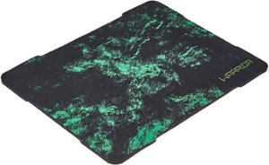 WARRIOR GAMER MOUSE PAD VERDE