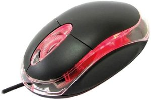 MOUSE OPTICO MODELO MO-M833 USB (PRETO) CABO 1,050mm