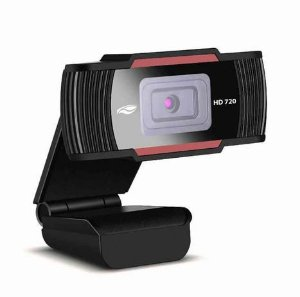 WEBCAM USB HD 720P WB-70BK PRETO C3TECH